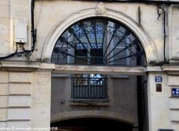 Hôtel de Vertpré de Nevers