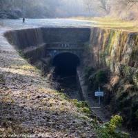 Les Voûtes de la Collancelle - Canal du Nivernais