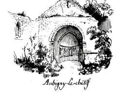 Ancienne église de Aubigny le Chétif