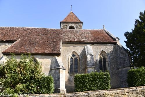 Église de Breugnon Nièvre Passion