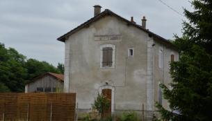 Ancienne gare de Saint Hilaire Fontaine