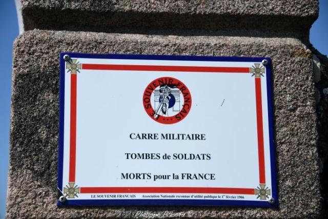 Carré militaire de Millay