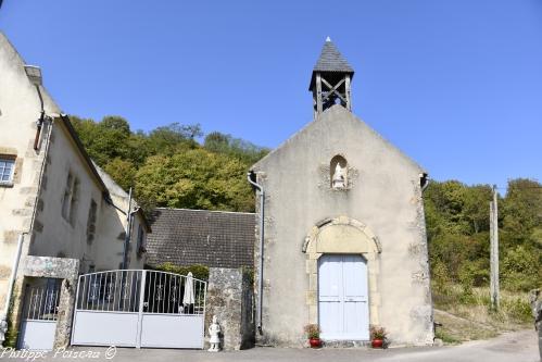 Edifice religieux de Metz le Comte Nièvre Passion