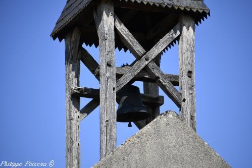 Clocher de la chapelle Nièvre Passion