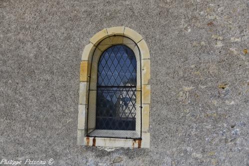 Fenêtre de la chapelle Nièvre Passion