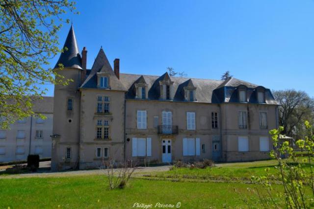 Château de Cercy La Tour