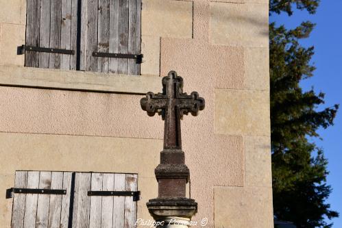 Croix de Cuncy Les Varzy Nièvre Passion