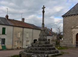 Croix de Marigny-l'Église