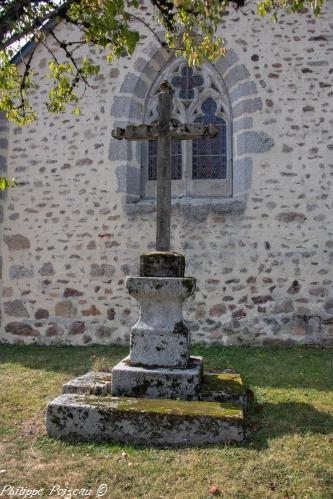 Croix de Planchez Nièvre Passion