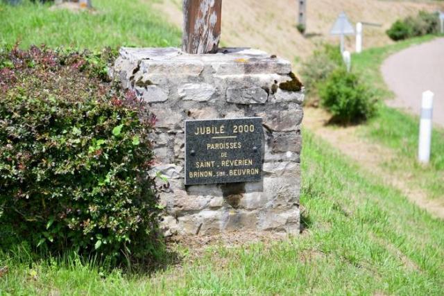 Croix de carrefour de Saint-Révérien