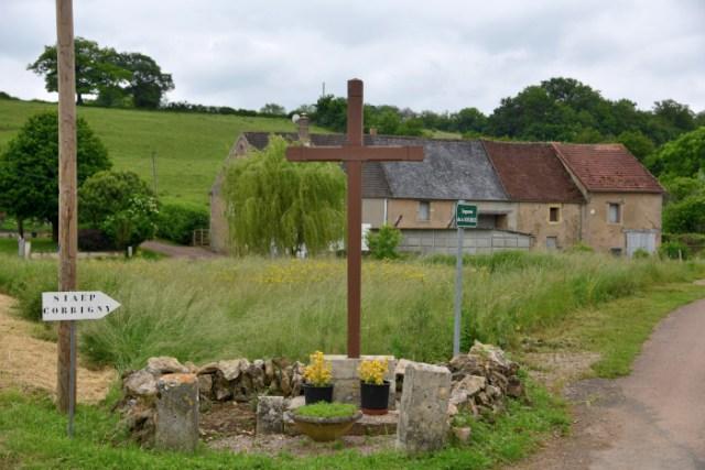 Croix de la source d'Ardan