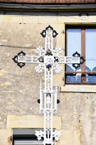 Croix du jubilé de Trucy l'Orgueilleux Nièvre Passion
