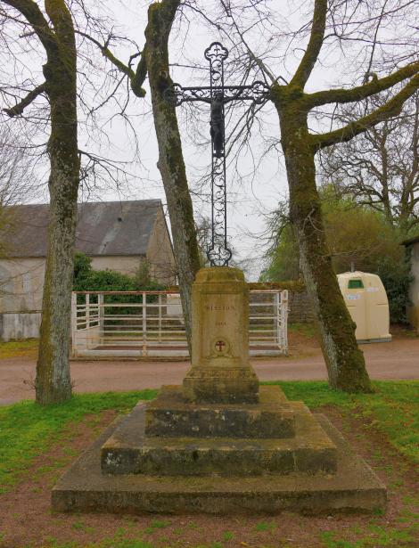 Crucifix de Bazolles