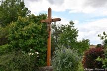 Crucifix de la Chaume des Chiens Nièvre Passion