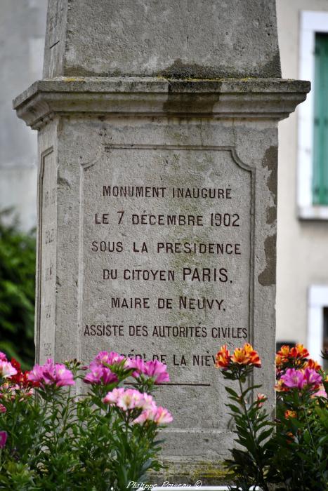 Neuvy sur Loire