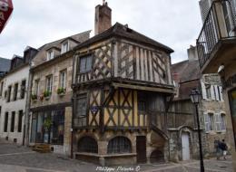Maison à pans de bois de Clamecy