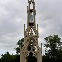 Vierge du Montcharlet - Patrimoine de Chiddes