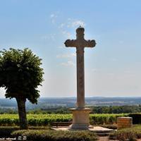 Saint Andelain La croix