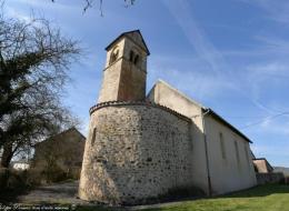 Église Sainte Madeleine de Avrée