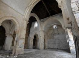 Église Saint Genest de Nevers vues de l'intérieur
