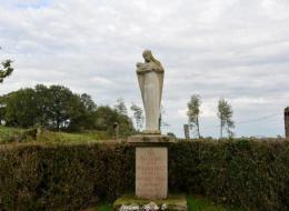 Calvaire de la Vierge à Foulquière
