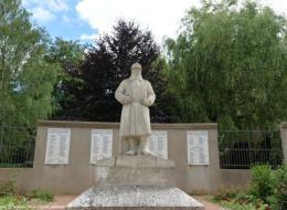 Monument aux morts de Fours