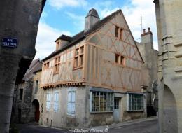 Maison de la rue du Temple de Clamecy