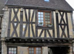Maison rue de la tour de Clamecy