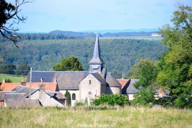 église de Dun sur Grandry