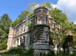 Le château de Thaix