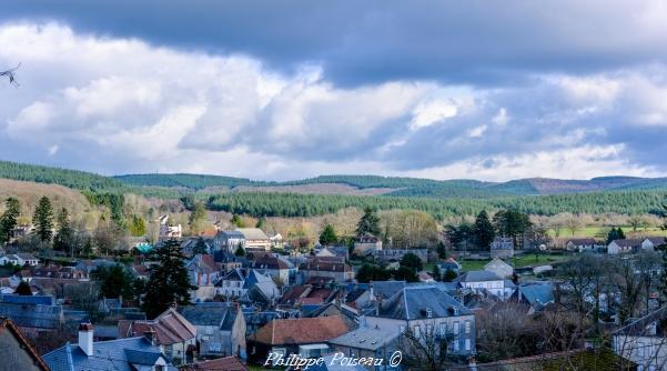 Panorama de Lormes – Panorama du Morvan Nièvre Passion