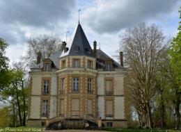 Le château de Lamenay sur Loire