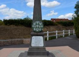 Monument aux morts de Savigny Poil Fol