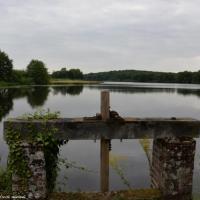 Étang du Moulin au Loup - Plan d'eau du Moulin au Loup