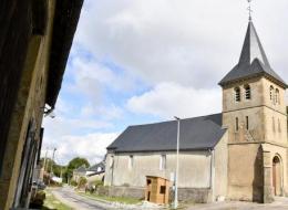 Église de Fâchin Nièvre Passion