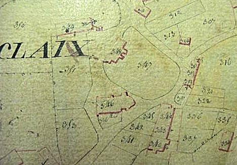 Cette image a un attribut alt vide; le nom du fichier est Eglise-de-Vauclais-ancien-cadastre-1.jpg