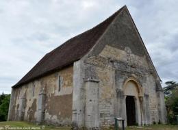 La chapelle de Donzy le Pré