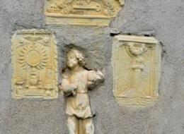 La maison aux sculptures de Rix Nièvre Passion