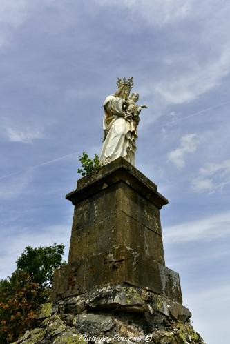 La vierge d'Onlay Nièvre Passion