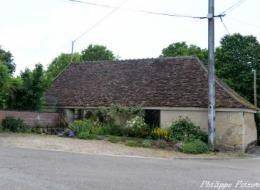 Lavoir du village de Cervenon Nièvre Passion