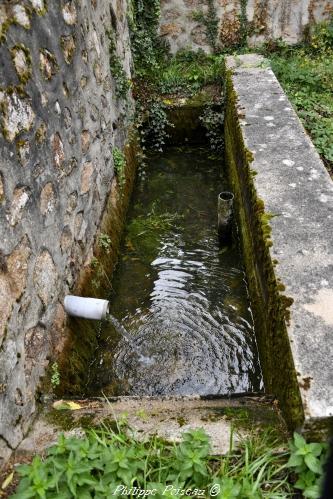 Lavoir de Chatin Nièvre Passion