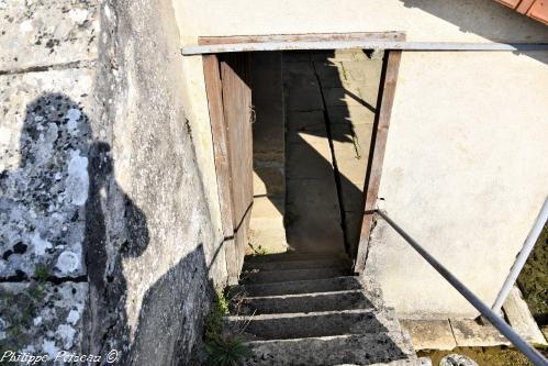 Escaliers du lavoir Nièvre Passion