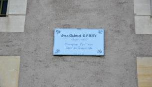 Le Tour de France de Jean Garby