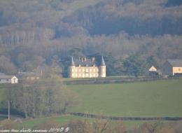 Le château de Vaudelle
