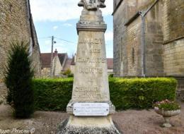 Monument aux morts d'Amazy Nièvre Passion