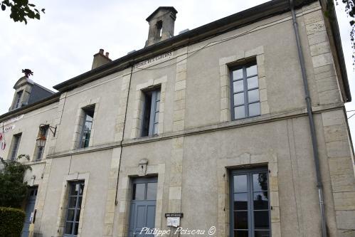 Mairie d'Ouroux en Morvan