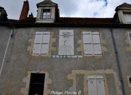 Maison de Charles Antoine Parmentier Nièvre Passion