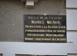 Maurice Mignon de Prémery