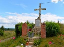Monument aux mort de Thaix