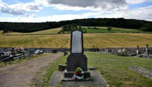 Monument aux morts d'Arbourse Nièvre Passion